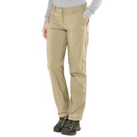 Schöffel Santa Fe - Pantalones de Trekking Mujer - beige